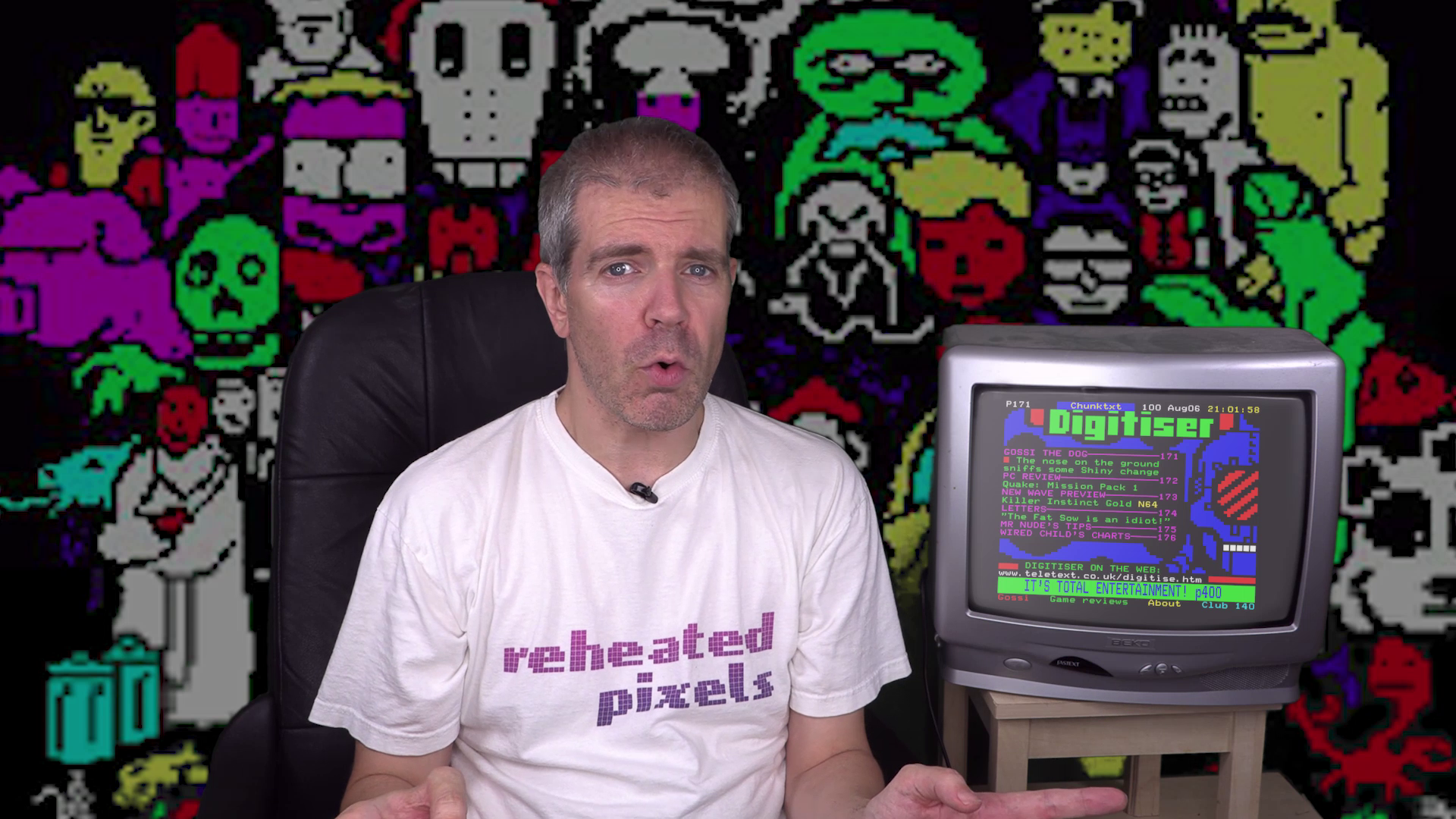 Pete Prodge explains Digitiser